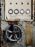 Sølv - Forfallen fabrikk - 2