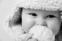 Hederlig omtale: Vinter jente...