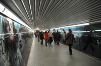 1 plass - Underground