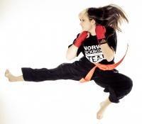 Antatt: Kickboxing