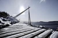 En kald dag på Østerland