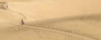 Hederlig omtale - Med sollyset,som følgesvenn i ørkenen....