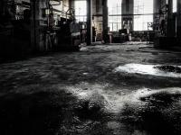 Sølv - Forfallen fabrikk - 1