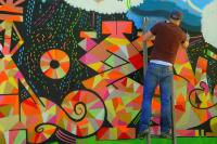 5 plass - Urban kunst